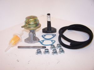 Fuel pump value kit, VW Beetle & Type 2, 8/1973 on, Up to 1600cc (Alternator)